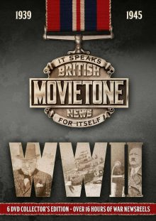 World War II The British Movietone Newsreel Years