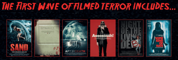 Fright Fest Presents Banner