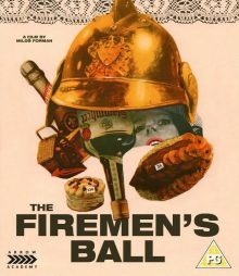 The Firemens Ball Blu Ray