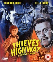 Thieves Highway Blu Ray