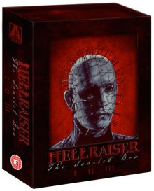 Hellraiser cover