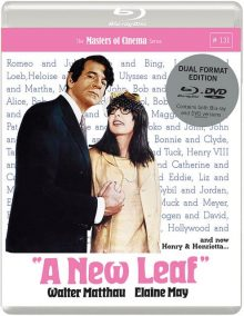 A New Leaf Blu-Ray