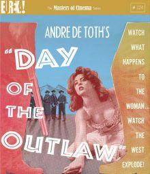 Day of the Outlaw Blu Ray