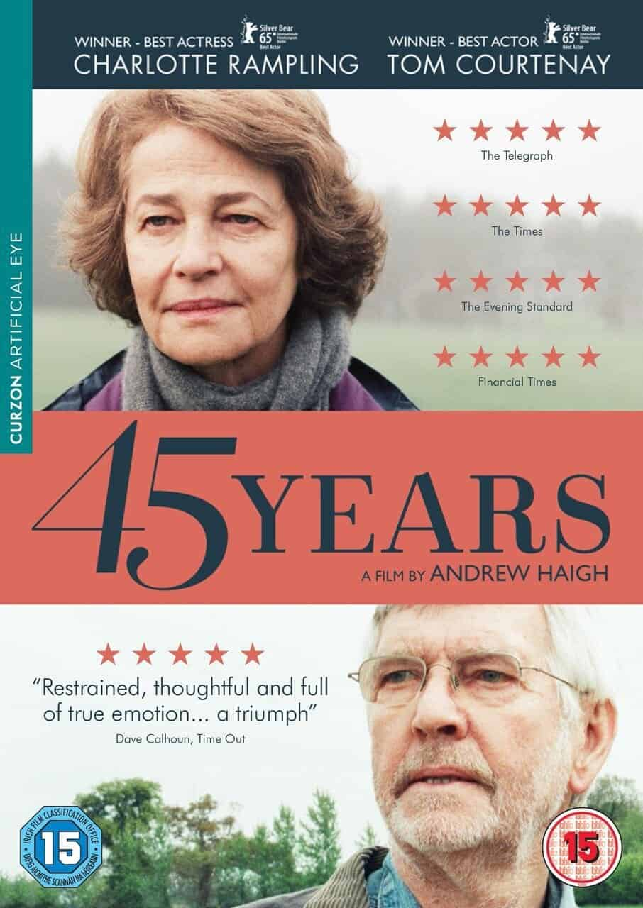45 years dvd review blueprint review 45 years dvd malvernweather Image collections