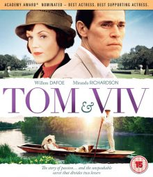 Tom and Viv BluRay