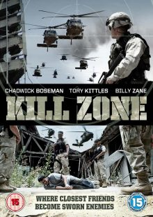 Kill Zone cover