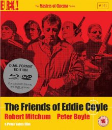 The Friends of Eddie Coyle Blu-Ray