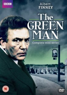 Green man cover