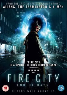 Fire City DVD