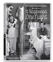 It Happened One Night Blu Ray