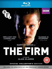 The Firm Blu Ray