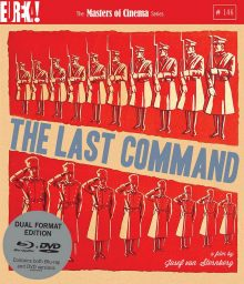 The Last Command Blu Ray