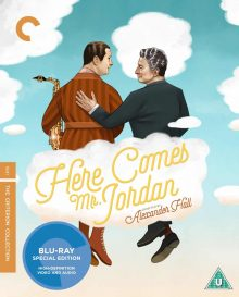 Here Comes Mr Jordan Blu Ray