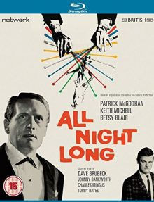 All Night Long Blu Ray