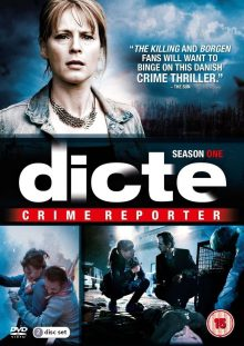 Dicte DVD cover