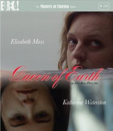 Queen of Earth Blu-Ray