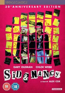 Sid and Nancy DVD