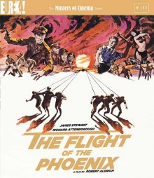 The Flight of the Phoenix Blu Ray