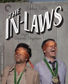 The In-Laws Blu Ray Cover
