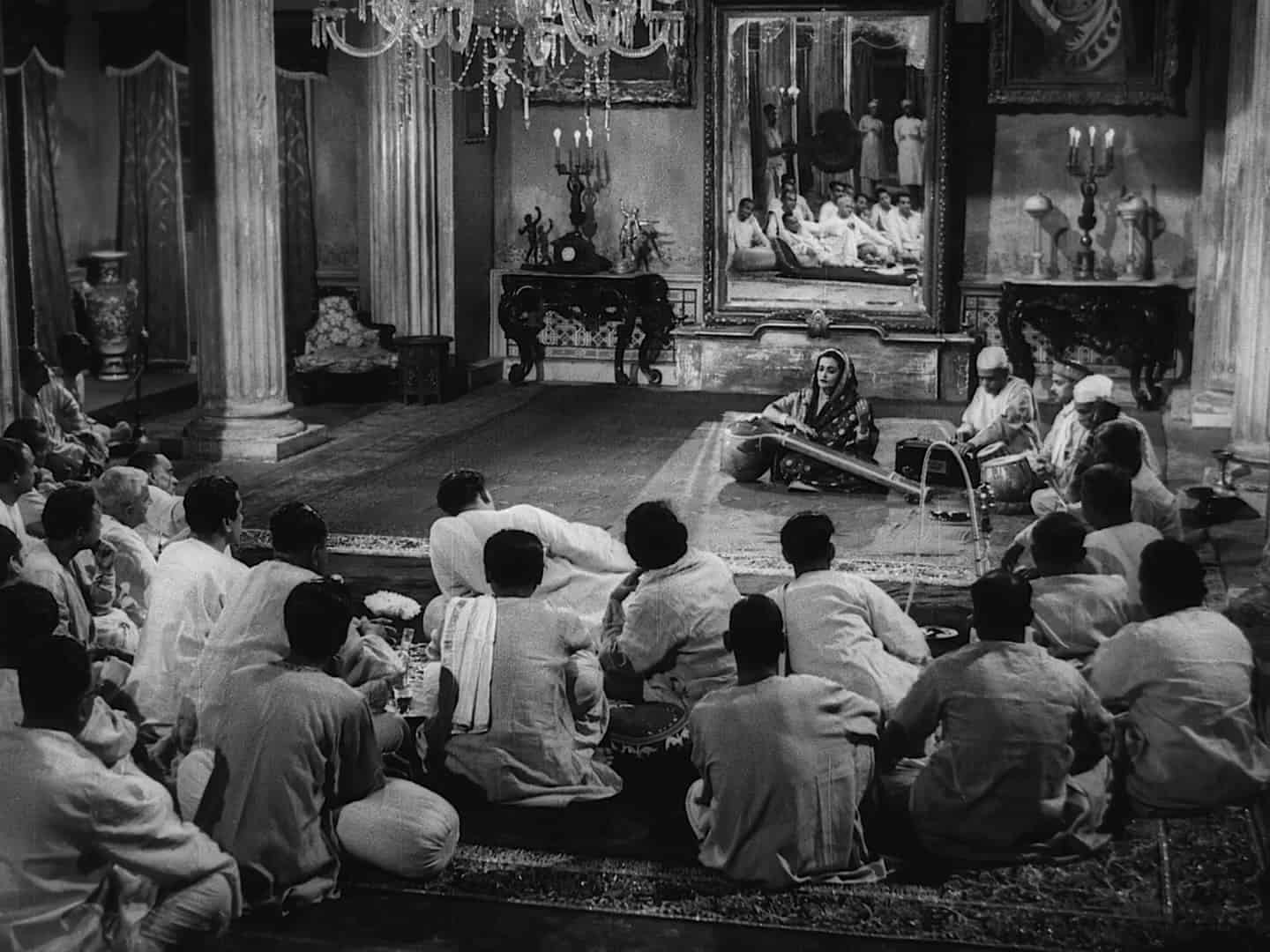 The Music Room - Criterion Collection Blu-Ray Review | Blueprint: Review