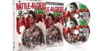 Competition: Win The Battle of Algiers on Blu-Ray