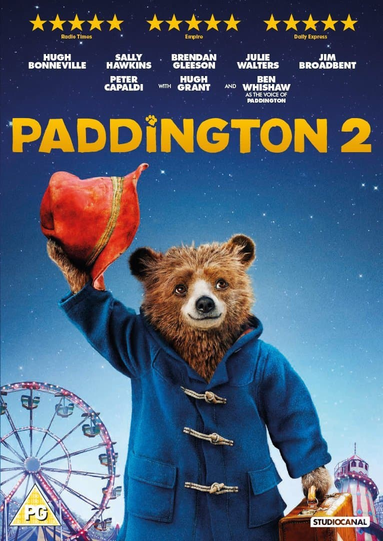 Paddington 2 blueprint review director paul king screenplay paul king simon farnaby based on the characters created by michael bond starring ben whishaw hugh grant sally hawkins malvernweather Images