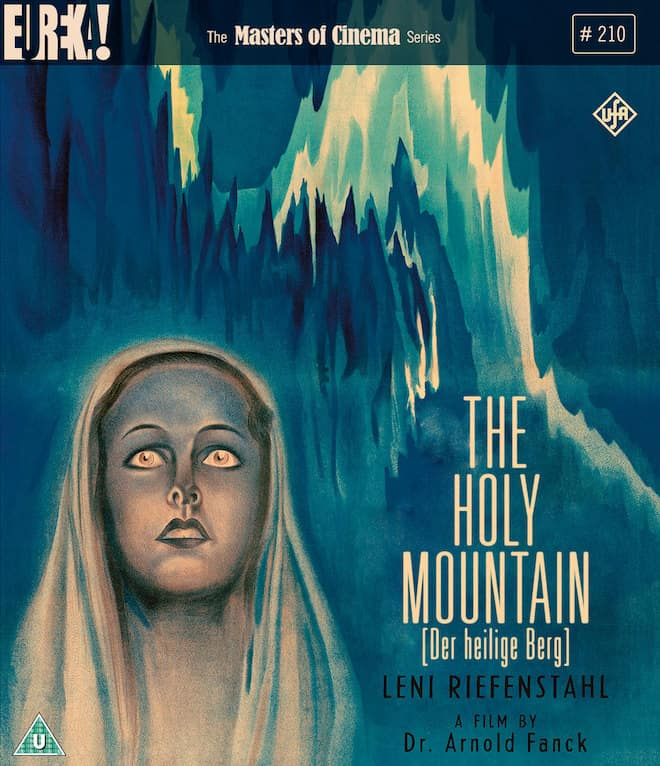 The Holy Mountain (1926) - Eureka Blu-Ray Review   Blueprint: Review